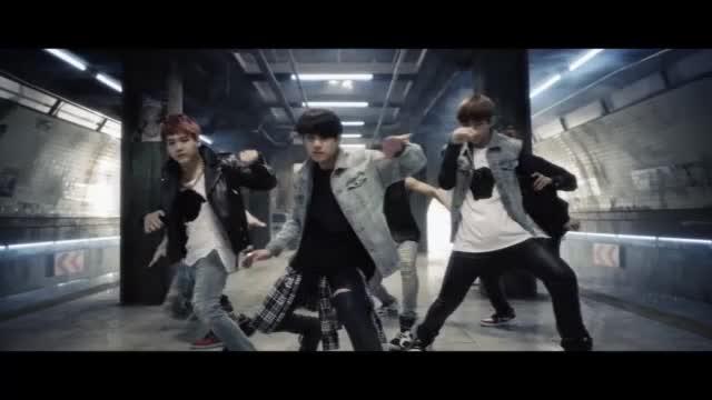 BTS — Danger видео