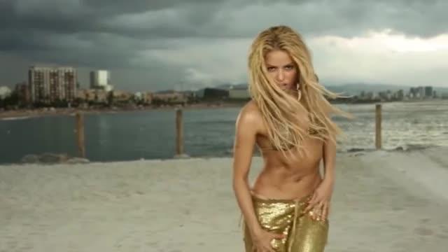 Shakira ft. El Cata — Loca видео